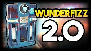 WUNDERFIZZ 2.0 BRAND NEW CUSTOM PERK MACHINE, IS THIS WHAT WE …