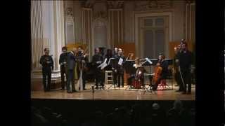 Orquesta Barroca de Sevilla. 2012-07-04, Málaga. Enrico Onofri. Castello, Canzon decimasesta