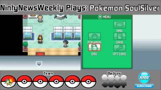 Let's Play Pokemon Soul Silver #1: He had a berry?'