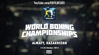World boxing championship Almaty / ��������� ���� �� ����� � ������ �����