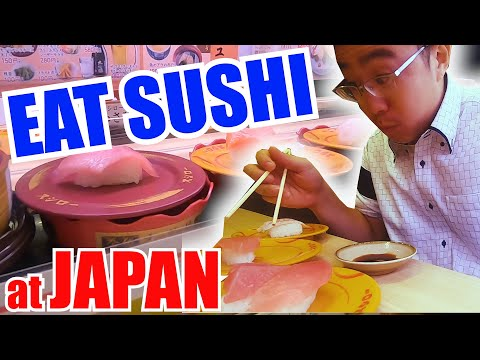 I EAT SUSHI IN JAPAN AFTER A LONG TIME~PHILIPPINES VLOG~