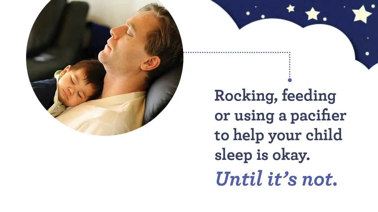 how to help your baby sleep all night