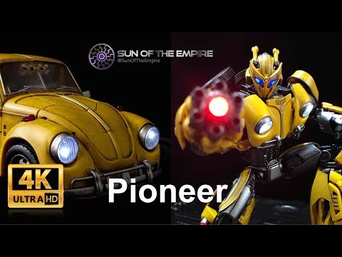 Zeta Toys ZV-01 Pioneer (Test sample) Master Piece Bumblebee Q.Review 163 What's news?