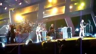 Muse Citizen Erased Wembley Stadium London 11 / 9 / 2010 HD
