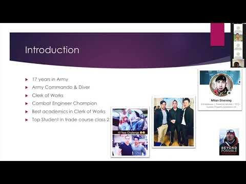 Smart Financial Investment SFI (webinar) Milan Shereng