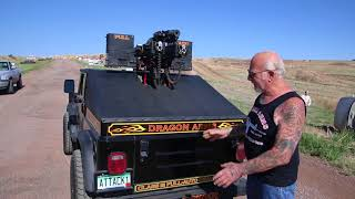 Dragonman's Attack Jeep