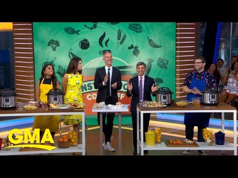 Instant Pot Bloggers Share Their Top Recipes | GMA