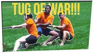 ULTIMATE TUG OF WAR