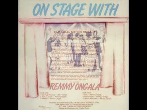 On Stage With Remmy Ongala & Orch. Super Matimila 1988