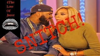 The Game Snitches On Blacchyna