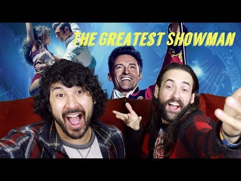 THE GREATEST SHOWMAN - MOVIE REVIEW!!!