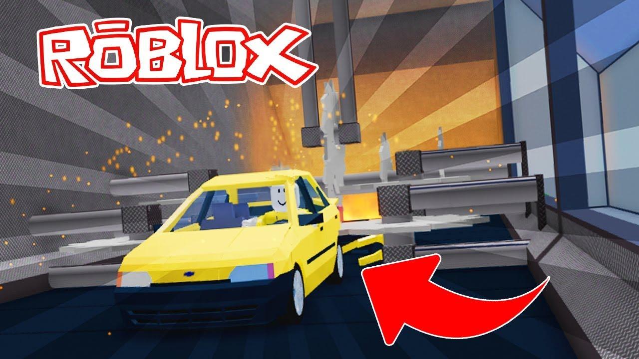 Destruimos 999 999 Autos Car Crushers 2 Roblox Bebe Milo - escapamos del doctor malvado obby roblox bebe milo vita y
