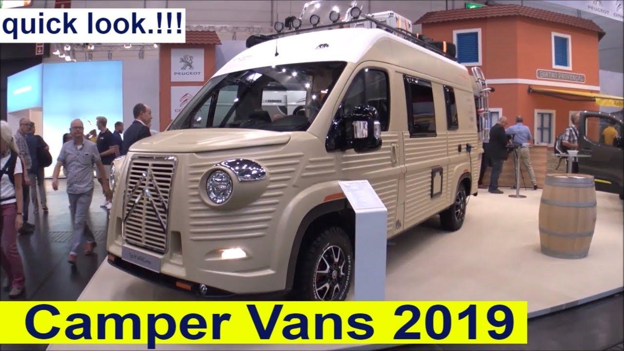 Camper Vans For Sale >> Camper Vans Prices 2019