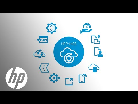 Simplify and Automate Production | HP PrintOS Site Flow | HP