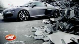 ABT R8 GTR 2010 Videos