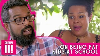 Being Fat Kids At School | Romesh Chats To Desiree Burch