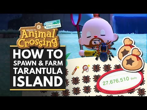 animal-crossing-new-horizons-|-how-to-spawn-&-farm-tarantula-island-for-easy-bells