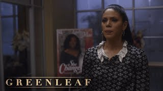 Grace Questions Her Mother About Lionel | Greenleaf | Oprah Winfrey Network