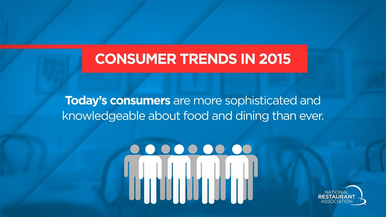 top consumer restaurant trends in 2015 youtube - Blue Restaurant 2015