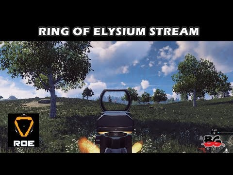 Ring of Elysium - The fun good time - Europa CBT