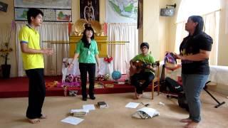 Sbab Tuhan Baik - Praise with AOGF