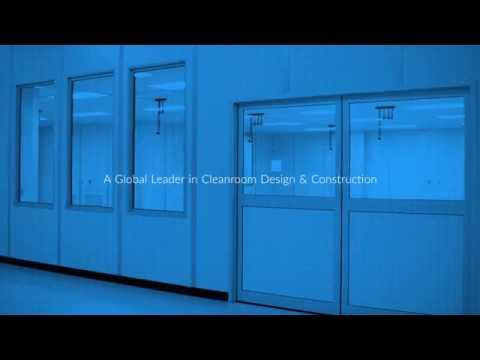 Turnkey Pharmaceutical Cleanroom Design & Construction