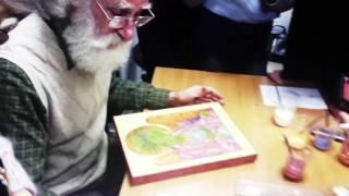 Мастер класс по иконописи  Андреев В Л