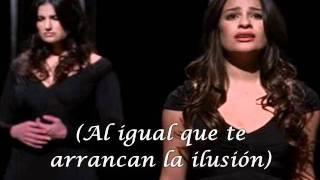 Glee/I Dreamed A Dream en Español