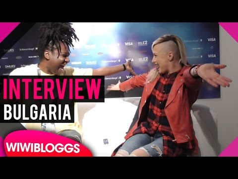 "Poli Genova ""If Love Was a Crime"" @ Eurovision 2016 - interview 