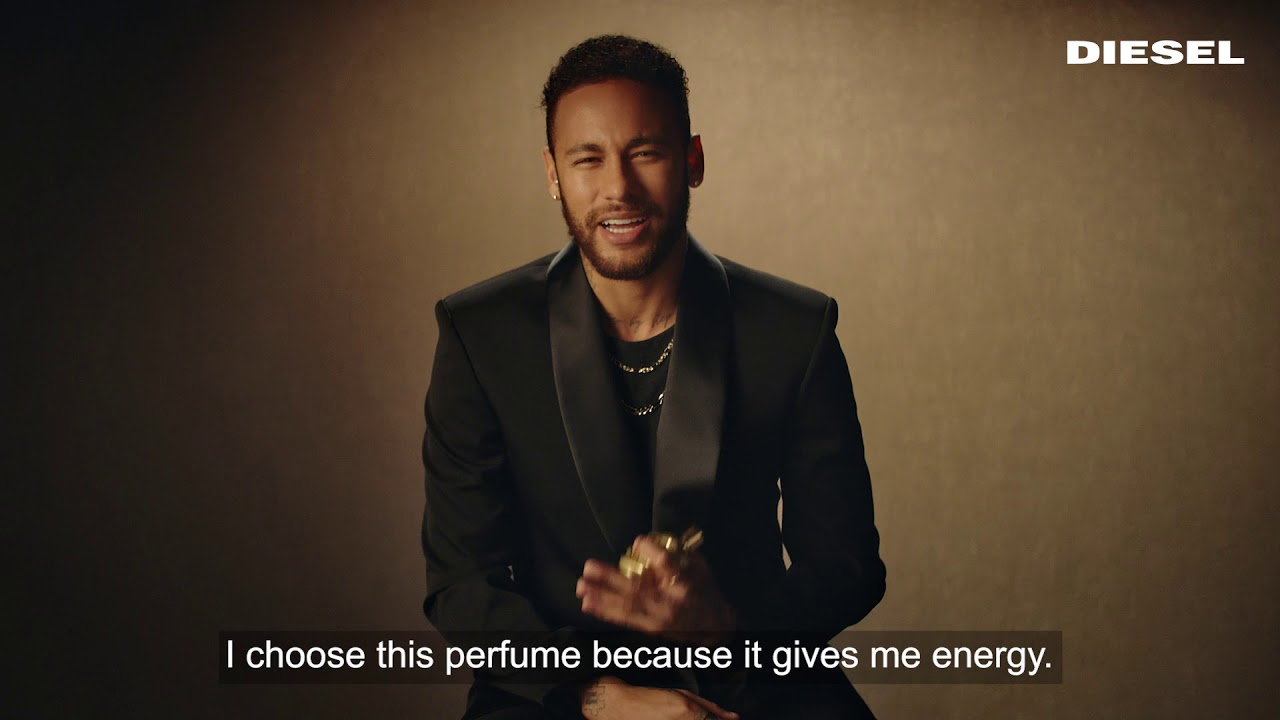 NEYMAR JR X DIESEL FRAGRANCES - SPIRIT OF THE BRAVE INTENSE JUICE