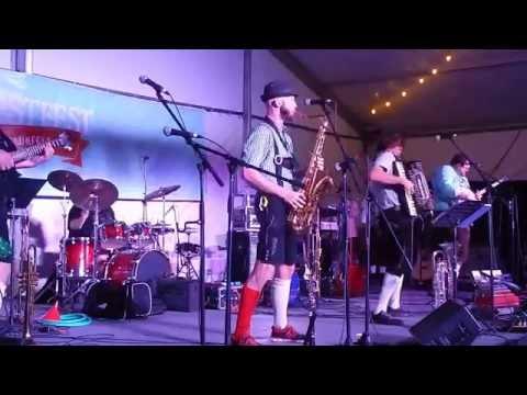 Alex Meixner Band Wurstfest 2015 #4