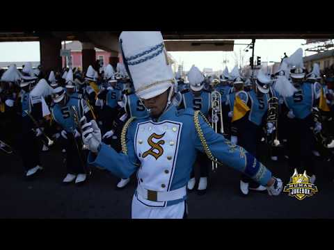 Southern University Human Jukebox in 4K