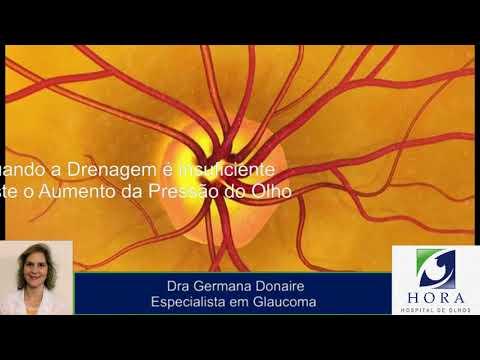 Entenda o Glaucoma