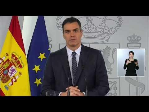La ÚLTIMA TOMADURA de PELO de SÁNCHEZ sobre el TOQUE DE QUEDA.