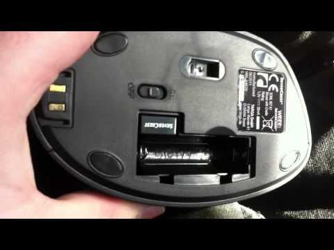 SilverCrest Wireless Optical Mouse Overview - First Thoughts