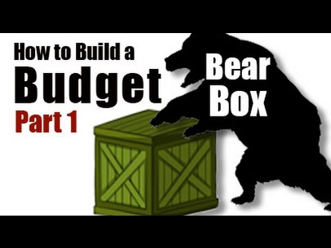 Build a Budget Box for Garbage- Part 1