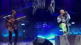 Five Finger Death Punch - Blue On Black Pensacola Bay Center Florida 11 / 15 / 2019