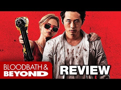 Mayhem (2017) - Movie Review