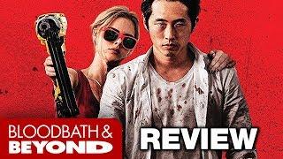 Mayhem (2017) - Movie Review