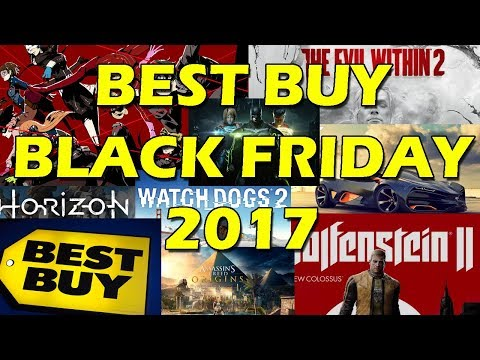 Best Buy Black Friday 2017!