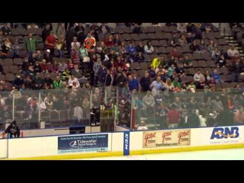 Norfolk Admirals Hockey - Scope Arena in Norfolk, VA