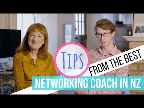 Jacob interviews Maggie Eyre on networking tips for students
