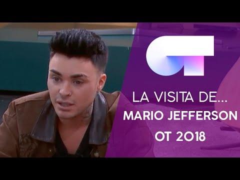 VISITA de MARIO JEFFERSON | OT 2018