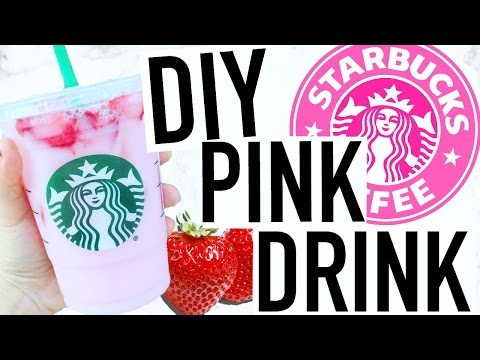 How to make starbucks without coffee like drinks at home taste