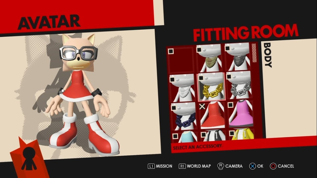 Sonic Forces All 63 Wispons And Avatar Clothes Youtube