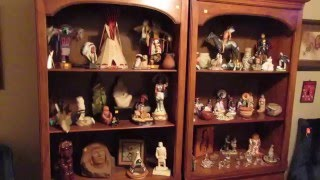 Wonderful Native American Art and Jewelry Estate Sale by James Bean Estate Sales