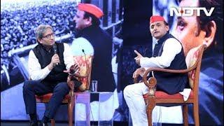 NDTV युवा : अखिलेश यादव बोले- 50 साल नहीं जनता 50 हफ्ते में कर देगी फैसला