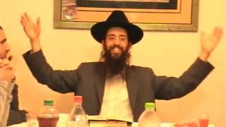 הרב יעקב בן חנן בחוג בית בחולון בנושא מזל האדם