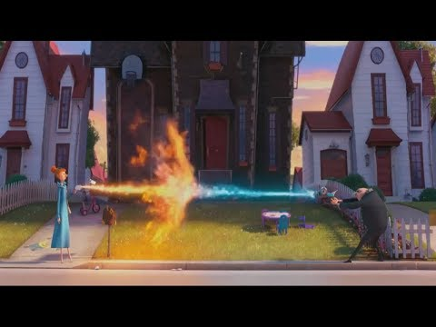 Despicable Me 2 - Gru Memorable Moments