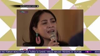 Download lagu Cover Lagu Karna Su Sayang Nagita Slavina Dan Rio Febrian Menjadi Trending Di Youtube MP3